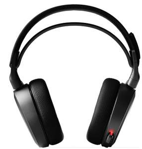 STEELSERIES Arctis 7 Wireless 7.1 Gaming Headset - Black with free shipping £136 @ Currys