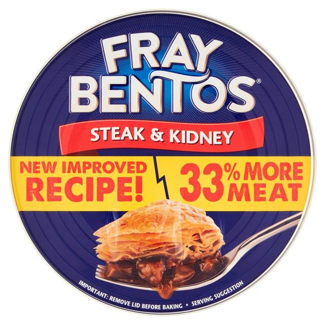 Fray Bentos Various Pie 425G 99p at Farmfoods Blackwood ...
