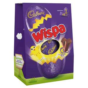Buy 2 Get 1 Free Large Easter Eggs - £4 each (+ Delivery Charge / Minimum Spend Applies) @ Morrisons