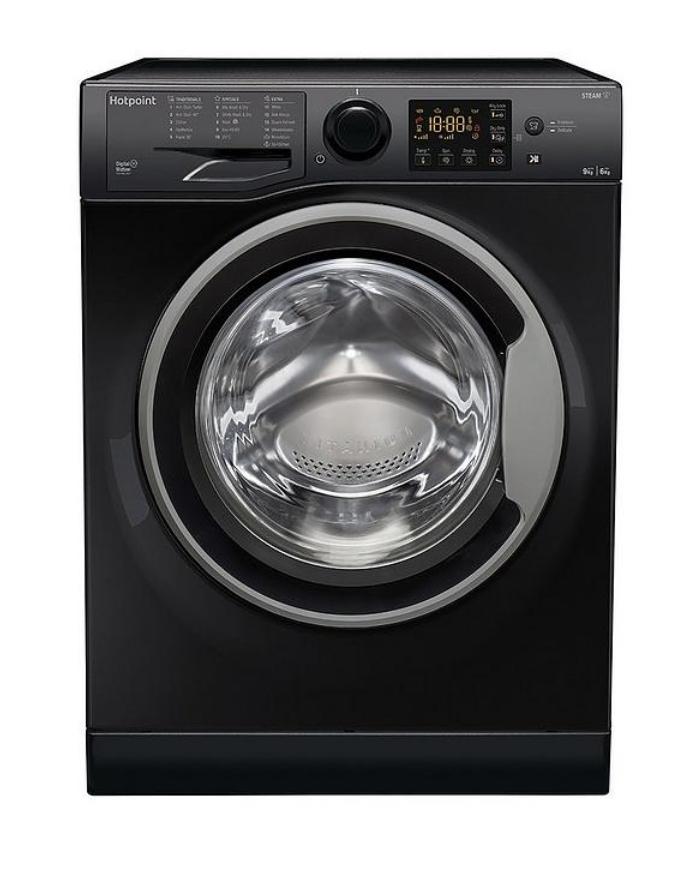 Hotpoint RDG9643KSUKN 9kg Wash, 6kg Dry, 1400 Spin Washer Dryer - Black - £429.99 + £6.99 Delivery @ Very