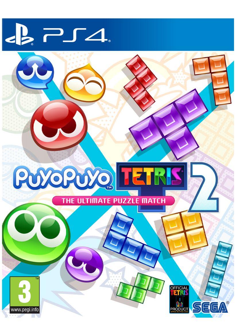 Puyo Puyo Tetris 2 + Bonus DLC on PlayStation 4 for £12.99 delivered @ Simply Games