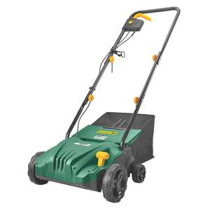 WR6002-1500 32cm 1500w Lawn Scarifier and lawn rake 230-240V - £59.99 delivered @ Screwfix