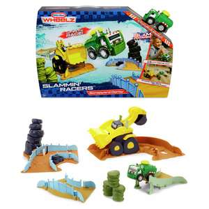 Little Tikes Slammin Racer Scrapyard Derby Playset With Sounds & Lights (Batteries Included) £13.99 / £17.94 Delivered @ Argos