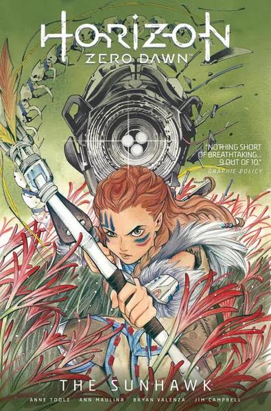 Horizon Zero Dawn: Volume 1: The Sunhawk (Forbidden Planet Exclusive Edition) - £6.99 / £8.99 delivered @ Forbidden Planet