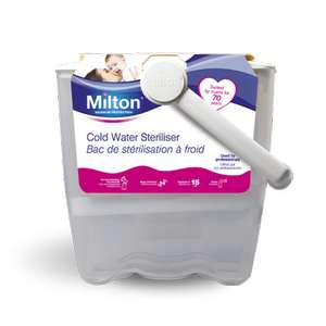 Milton Sterilising Unit - £3.75 instore only @ Boots, Berwick-upon-Tweed
