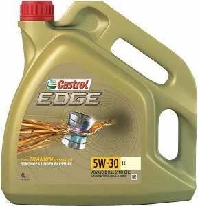 Castrol Edge 5W-30 4 litres £16.18 instore @ Costco