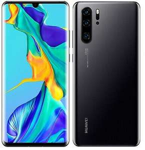 """NEW Huawei P30 Pro VOG-L09 4G 6.47"""" Smartphone 128GB Unlocked Sim-Free - Black £399.99 With Code @ Cheapest_electrical / Ebay"""