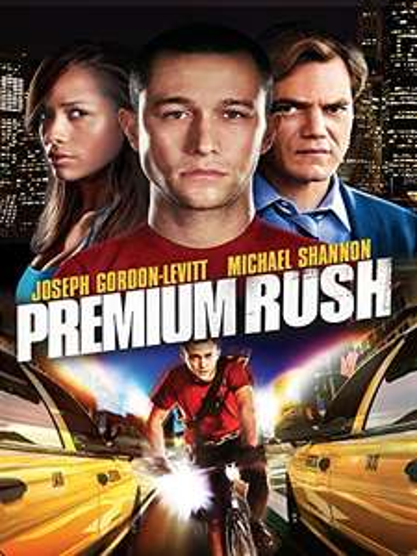 Premium Rush 4k £4.99 to buy at Amazon Prime Video