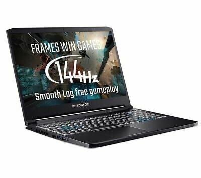 "ACER Predator Triton 300 15.6"" Gaming Laptop i7-10750H/GeForce RTX 2070 max q/16GB Ram/1TB SSD/144Hz (refurbished) £989.20 @ Currys/eBay"
