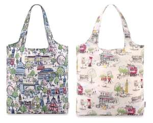Cath Kidston Foldaway Shoppers £6 + £3.95 Delivery @ Cath Kidston Shop