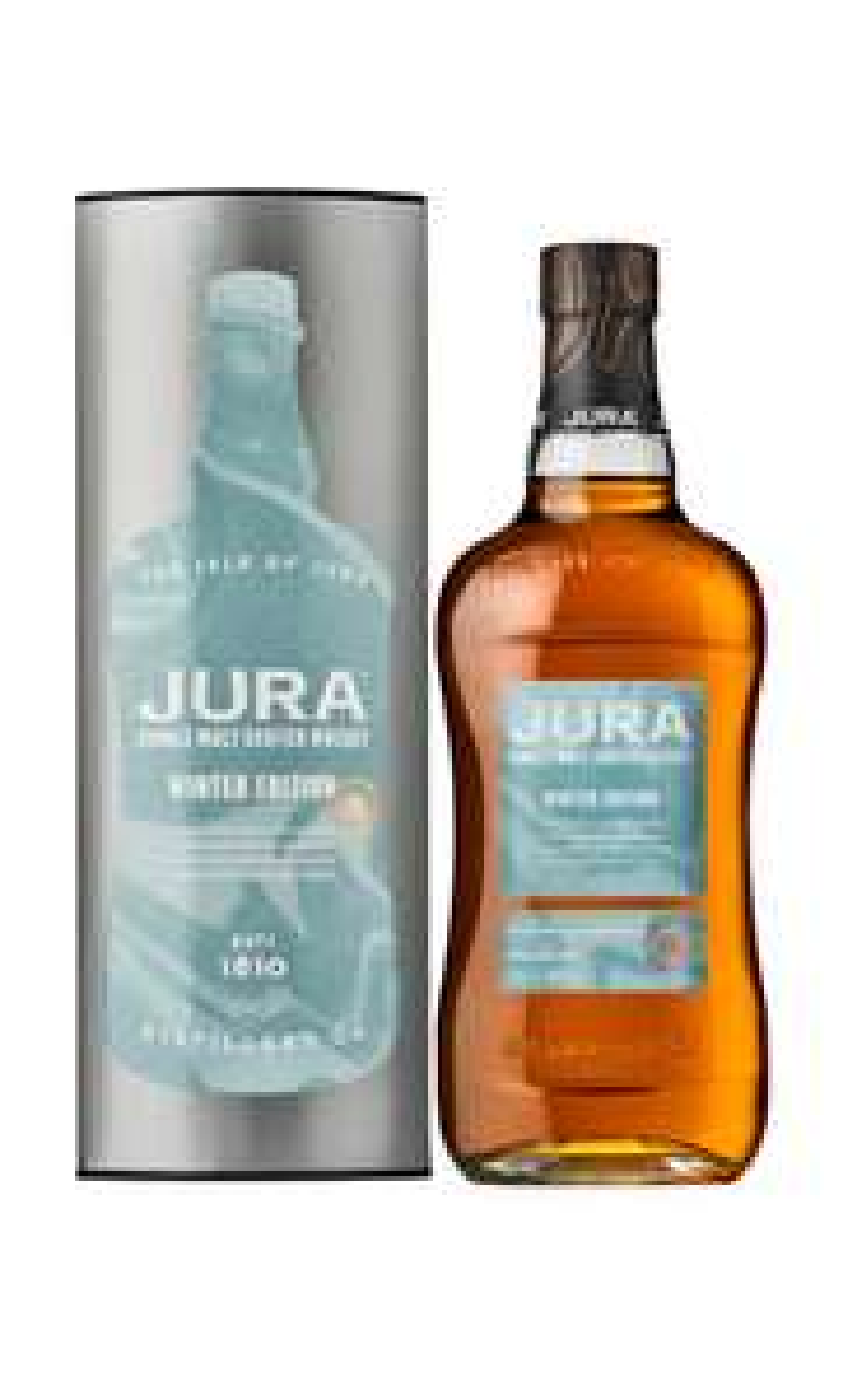 Jura Single Malt Scotch Whisky Winter Edition 1 Litre - £23.85 @ Tesco instore