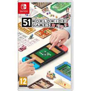 51 Worldwide Games (Nintendo Switch) £26 Delivered @ AO