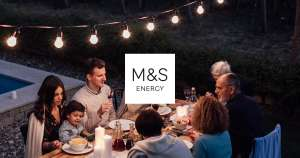 Free £75 M&S e-gift card for switching to M&S Energy with Sparks