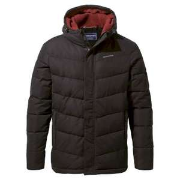 Rigby Downlike Hooded Jacket - Black £35.70 + £3.95 del @ Craghoppers
