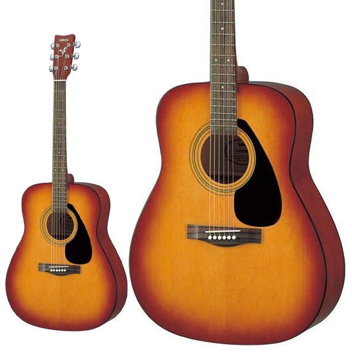 Yamaha F310 Dreadnought Acoustic Guitar - Tobacco Brown Sunburst - £109.65 [Nectar Card Holders] / £116.10 Without Nectar @ eBay / gak-music
