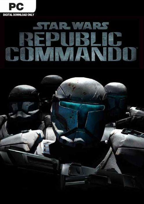 Star wars Republic commando (steam code) - £2.29 @ CDKeys