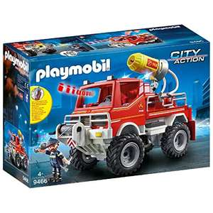 Playmobil City Action 9466 Fire Truck £23.41 delivered at Amazon