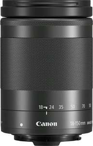 Canon EF-M 18-150mm f/3.5-6.3 IS STM at HDEW Cameras £279 HDEW Cameras