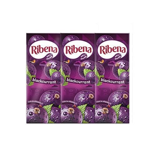 Ribena Blackcurrant Cartons - 24 Carton x 250ml £7 Prime / £6.30 S&S / £11.49 Non Prime @ Amazon