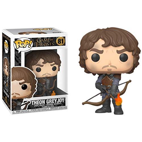 Funko 44821 POP. TV: Game of Thrones-Theon w/Flaming Arrows £6.50 (Prime) + £4.49 (non Prime) at Amazon