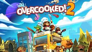 Overcooked! 2 PC (Steam) £7.91 at WinGameStore