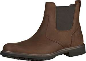 Timberland Men's Stormbucks Chelsea Boots, sizes 6 + 11.5 only - £40 delivered at Amazon