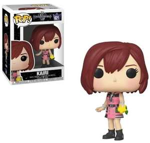 Funko Pop!: Kingdom Hearts 3: Kairi With Hood - £3.99 Delivered at Forbidden Planet