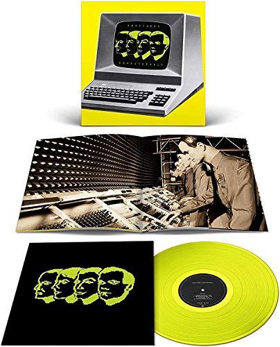 Kraftwerk Coloured Vinyl Albums from £18.18 Prime / £21.17 Non Prime @ Amazon