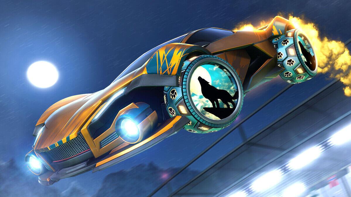 Rocket League Moonpaw Wheels (PS4/ PC/ Switch/ Xbox One) - Free @ Rocket League