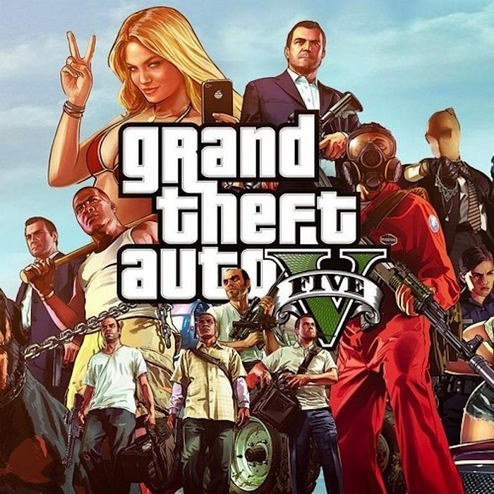 Grand Theft Auto V: Premium Edition £12.59 (PS4) PS Store