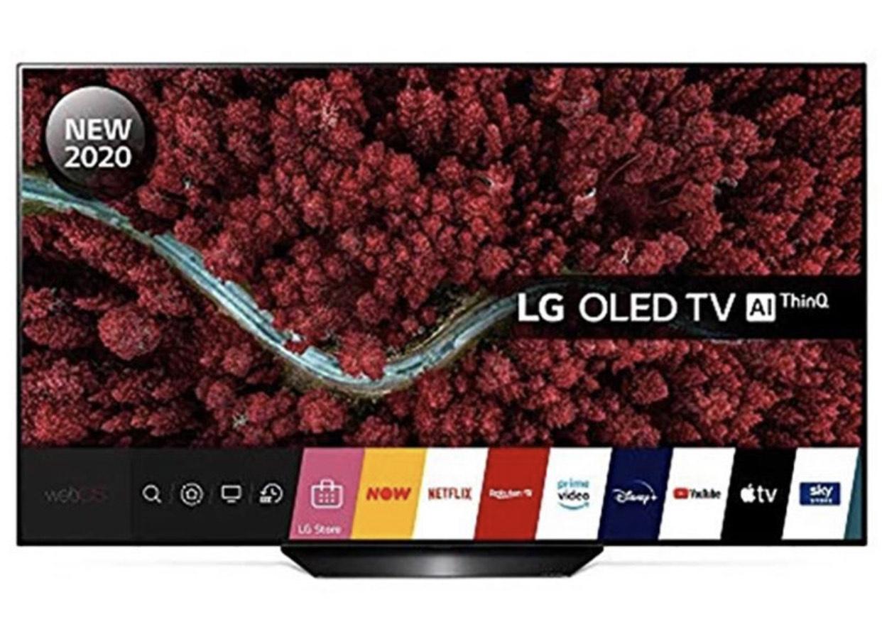LG OLED55BX6LB - 5 Year Warranty - £999.99 delivered @ Hills Sound & Vision (possible £989.99 Richer Sounds Price Match)