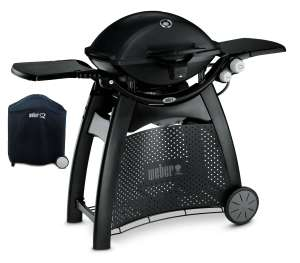 Weber Q 3200 and an official Weber BBQ cover - £507.59 delivered 2 BBQ World