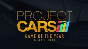 PC Project CARS - Game Of The Year Edition - £3.19 @ Fanatical (Steam)