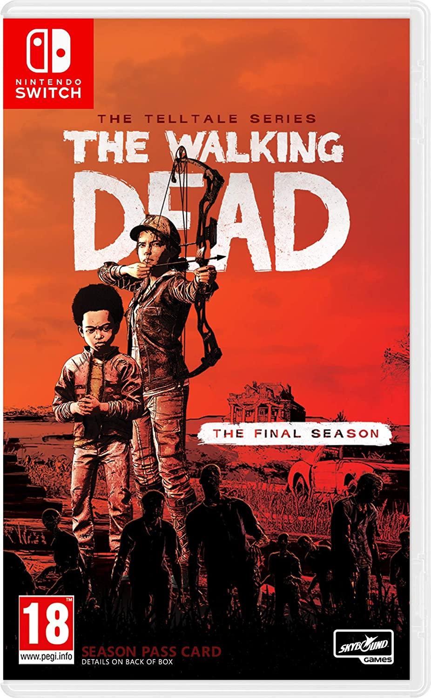 Telltale's The Walking Dead: The Final Season (Nintendo Switch) £7.99 Prime / +£2.99 non Prime @ Amazon