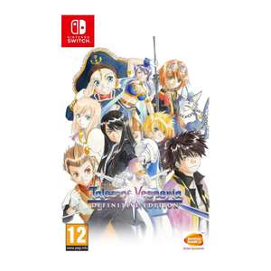 Tales of Vesperia: Definitive Edition (Nintendo Switch) - £18.95 Delivered @ The Game Collection