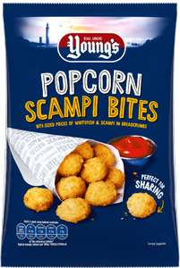 Young's Popcorn Scampi Bites, 190g - £1 instore @ The Food Warehouse (Iceland)
