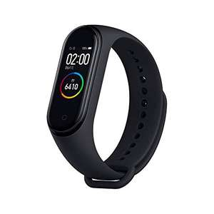 Xiaomi Mi Smart Band 4 - Fitness Tracker with Heart Rate Monitor - £17.38 Prime / +£4.49 non Prime Sold By Amazon EU (UK Mainland)
