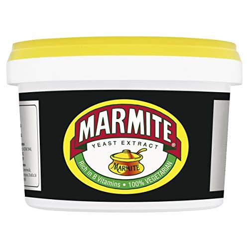 Marmite Yeast Extract Vegan Spread, 600 g Tub £7.17 / £6.81 S&S (+£4.49 non Prime) at Amazon