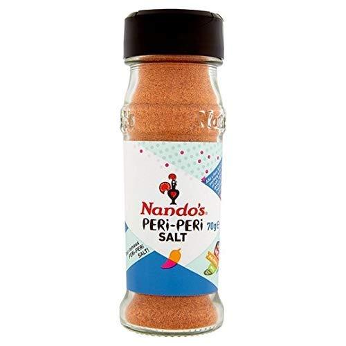 Nando's Peri-Peri Salt 70g - £1.50 (+£4.49 Non-Prime) @ Amazon