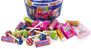 Chupa Chups Mix of favourite Minis 600g - £8 delivered @ Weeklydeals4less