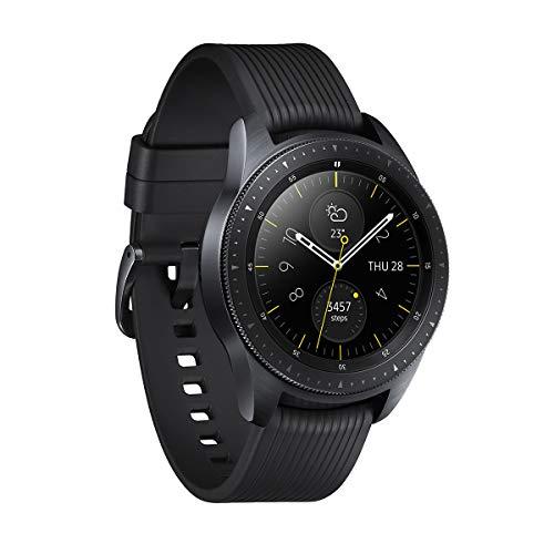 Samsung Galaxy Watch 42mm Black Bt - Spanish Version - £127.79 @ Amazon