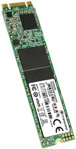 Transcend 240GB ESATA III 6Gb/s MTS820S 80mm M.2 SSD820S Solid State Drive - £25.42 delivered @ Amazon