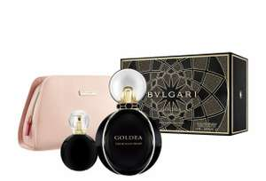 BVLGARI Goldea The Roman Night Fragrance Gift Set with Pouch. 75ml,15ml £32.20 delivered at Harrods