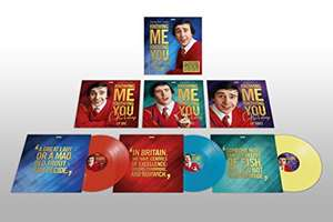 Knowing Me Knowing You - The Complete Radio Series [VINYL] Alan Partridge £21.14 delivered at Amazon