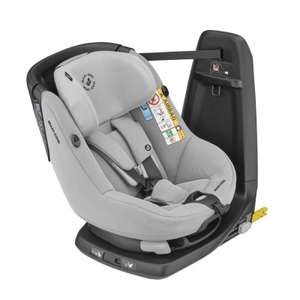 Maxi Cosi AxissFix i-Size Car Seat-Authentic Grey £199 delivered @ Kiddies Kingdom