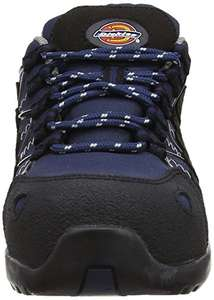 Size 7 Dickies Men's Tiber Safety Shoes FC23530 Navy £22.49 delivered at Amazon