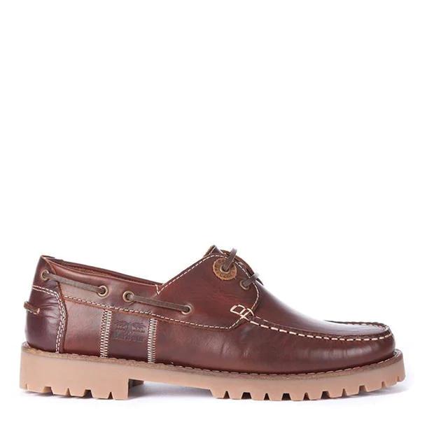 Barbour Mens Stern Boat Shoes £54.98 Delivered @ House of Fraser