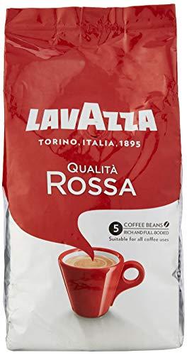 Lavazza Rossa Qualita Coffee Beans 1kg - £8.03 (+ £4.49 Non Prime) @ Amazon