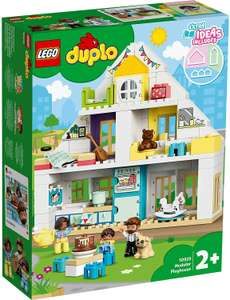 LEGO 10929 DUPLO Town Modular Playhouse 3-in-1 Set £41.66 at Amazon