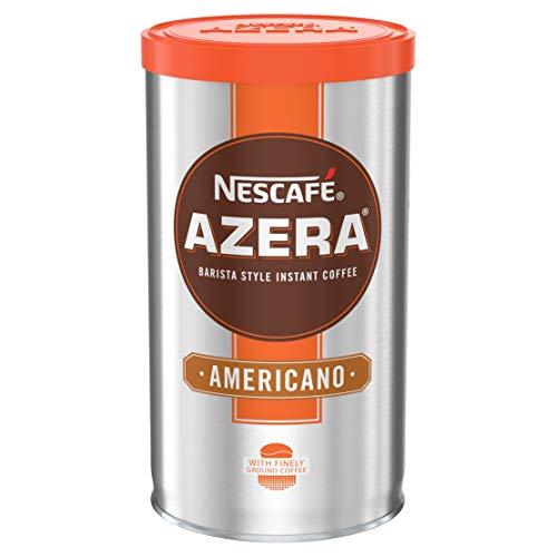 NESCAFÉ AZERA Americano Instant Coffee Tin 100g - £2.74 Prime (+£4.49 Non Prime) @ Amazon